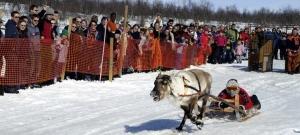 Норвегия - зимний фестиваль в марте