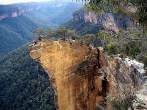 Экскурсии на голубые горы в Австралии