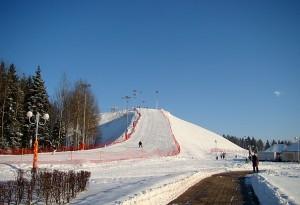 Горные лыжи в Белоруссии