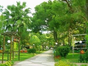 Парковый комплекс Лунный свет кемер