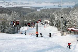 Республиканский горнолыжный центр «Силичи»