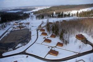 Парк активного зимнего отдыха «Якутские горы»