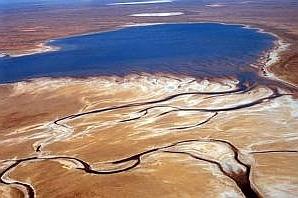 Реки Австралии: специфика гидрологической системы континента
