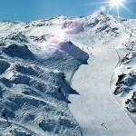 Лыжный курорт Бохинь
