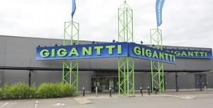 Лаппеенранта GIGANTI