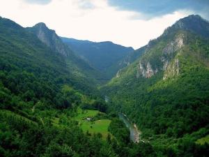 Горный климат Черногории