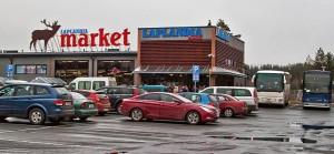 Лаппеенранта супермаркет «Лапландия»