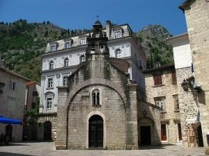 Церковь Святого Луки - Черногория