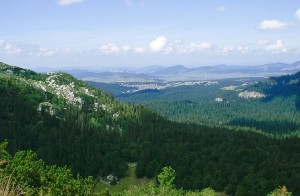 Климат центральной зоны Черногории