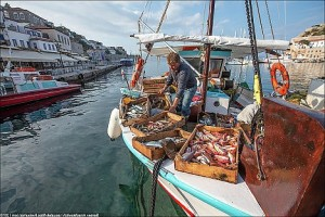 Рыбаки эгейского моря