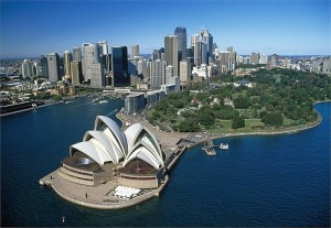 Сидней - самый большой город Австралии