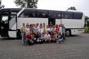 Автобусные туры по Европе в апреле