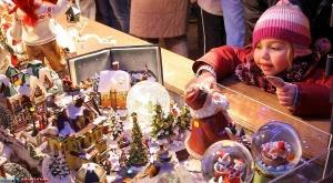рождественские базары европы в декабре