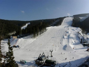 горнолыжные курорты Чехии в декабре