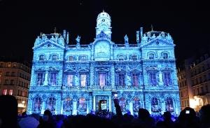 фестиваль огней во Франции в декабре