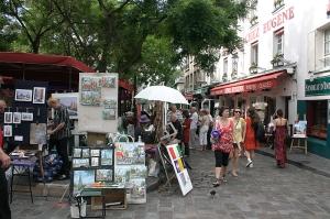 Париж — популярнейший среди туристов и творческих людей город, где центром богемы до сих пор остаётся Монмартр