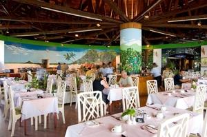 Ресторан на Сейшелах