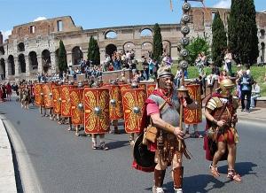 День города в Риме