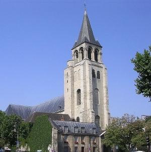Богемный район Парижа