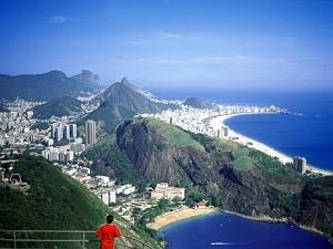 Бразилия в феврале