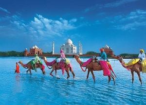 Индия в феврале