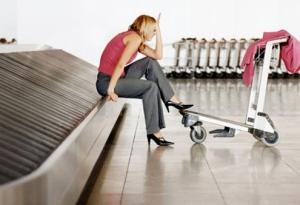 Потеря багажа авиакомпанией
