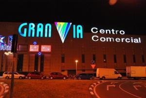 Торговый центр Гран Виа в Аликанте