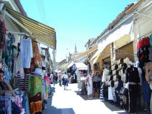 Торговые лавки в Лимассоле
