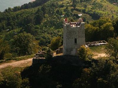 Новый Афон Анакопийская крепость