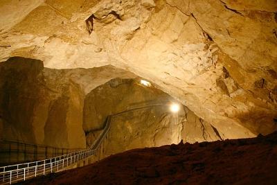 Ново-Афонские пещеры