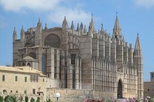 пальма де майорка кафедральный собор