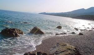 протарас пляж Паласес