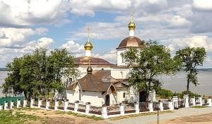 Свияжск Церковь Константина и Елены