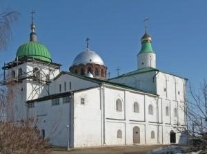 Свияжск Храм Преподобного Сергия