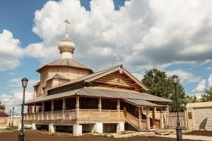 Свияжск Церковь Святой Троицы