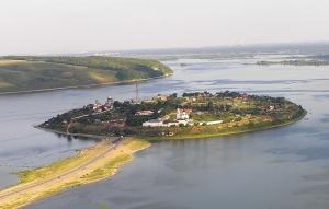 Достопримечательности острова Свияжск