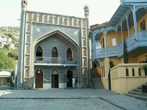 Тбилиси Тбилисские серные бани