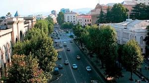 Тбилиси Проспект Руставели