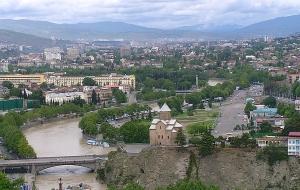 Интересные места и старинные достопримечательности Тбилиси