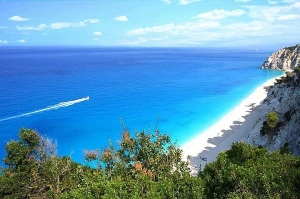 Пляж Эгримни