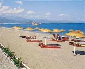Пляж Фетхие