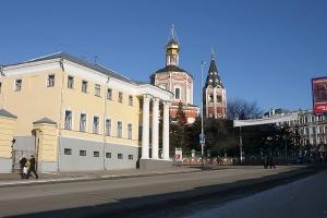 Музейная площадь Саратова