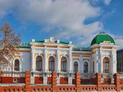 Особняк купца Батюшкова в Омске