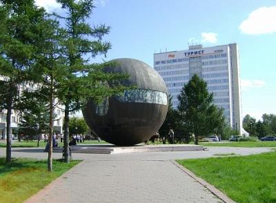Центральная площадь Омска
