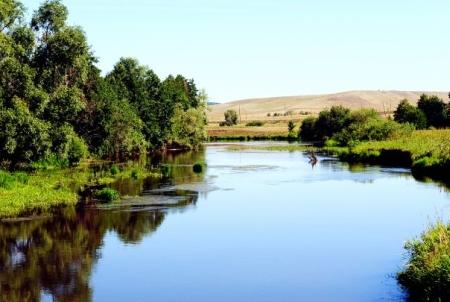 Река Шешма