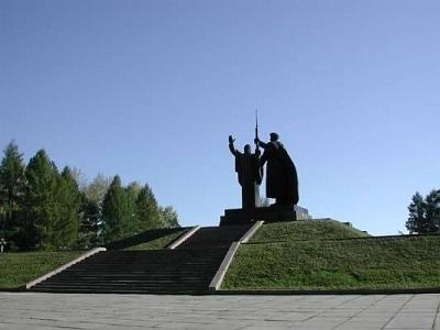 Лагерный сад - Томск