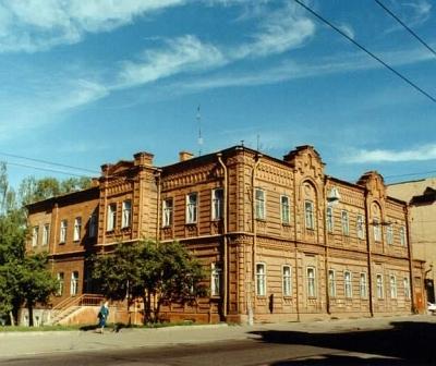 Музей НКВД - Томск