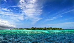 Остров Ваадху - Мальдивы