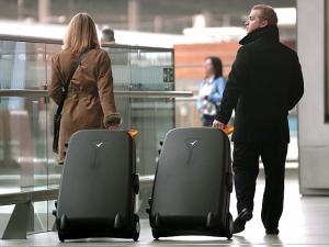 Особенности выбора чемодана на колёсиках