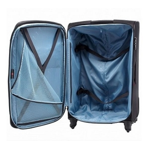 Внутри чемодана